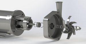 LC Single Mechanical