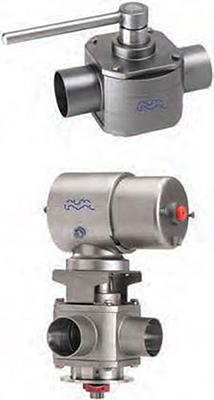 Koltek shutter valve
