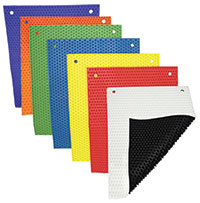 Dual Color Knobby Mat