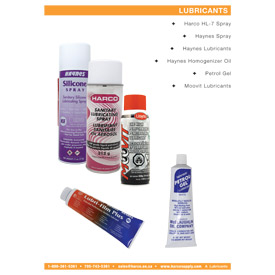 Lubricants Product Link